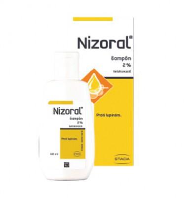 Nizoral šampón 2% shp (fľaša HDPE) 1x60 ml