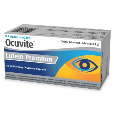OCUVITE Lutein Premium tbl 1x60 ks