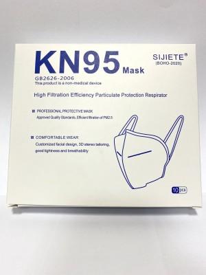 KN 95 MASKA 10 KS