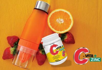 Vitamín C+Zinok: Spoľahlivá kombinácia na podporu imunity