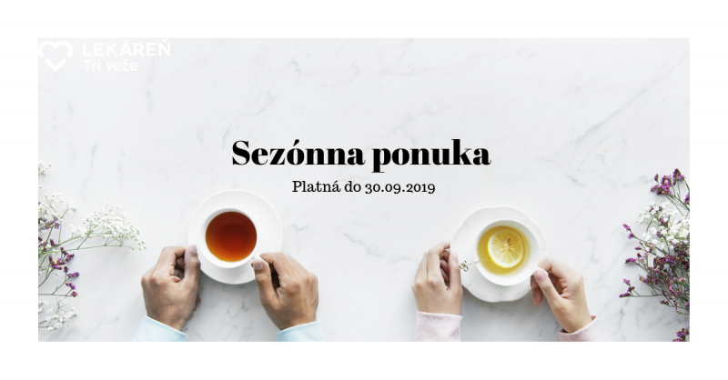 Sezonna ponuka SEPTEMBER 2019
