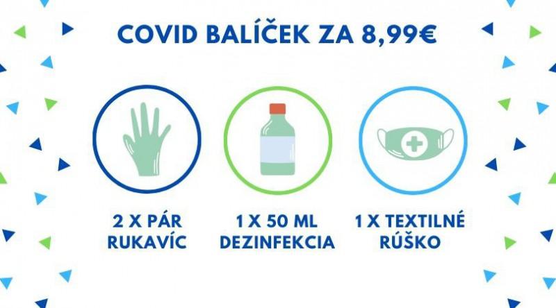 Covid balicek