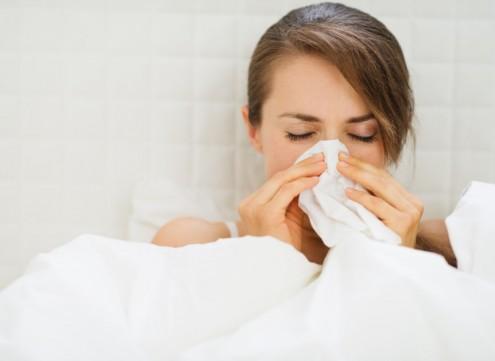 Chrípka je choroba, ktorú dokážete vyliečiť aj doma.
